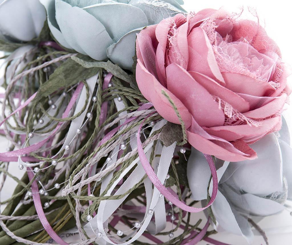Buchet flori artificiale Geneva