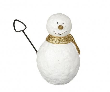 Decoratiune Snowman with Spade