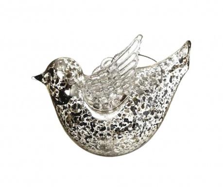 Dekoracja wisząca Silver Bird