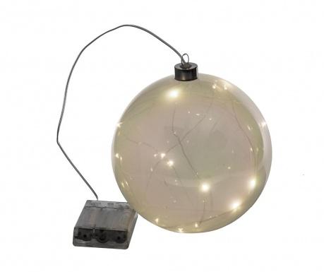 Decoratiune luminoasa White Globe