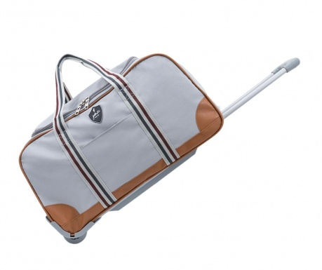 Tσάντα ταξιδιού Jasper Silver