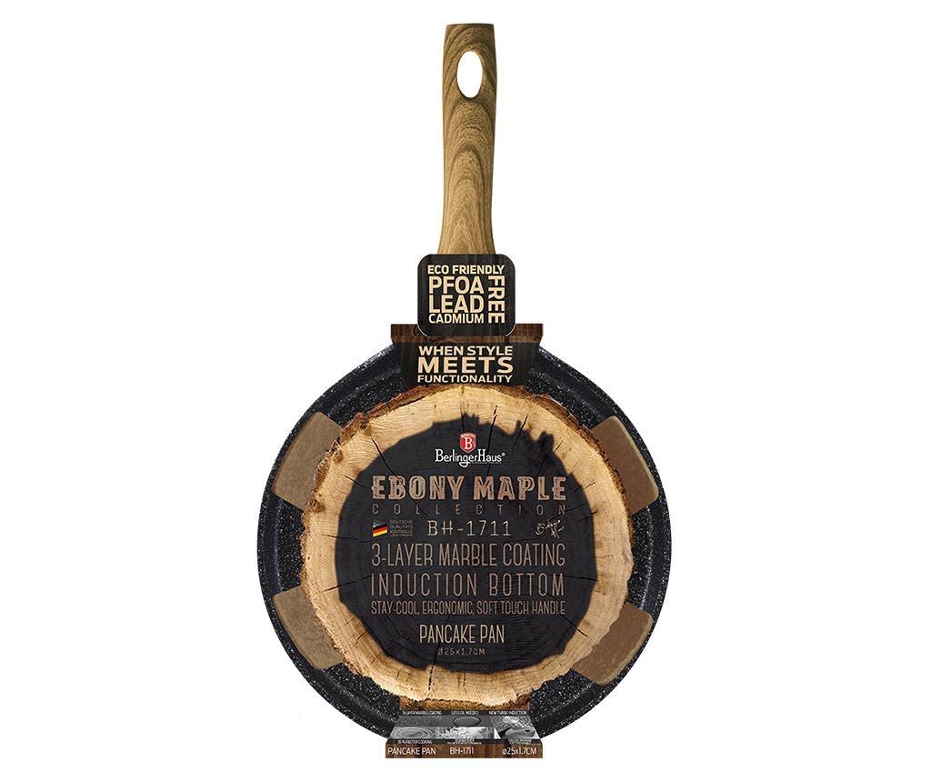 Tigaie pentru clatite Ebony Mapple 25 cm