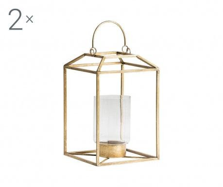 Sada 2 lampášov Rhea