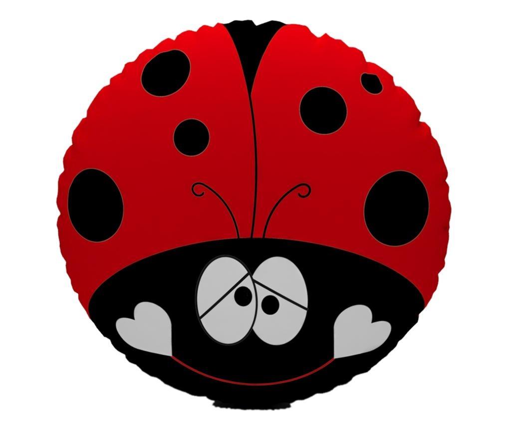 Ukrasni jastuk Ladybug Red 30 cm