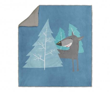 Wolf Blue Takaró 120x170 cm b0502770d6