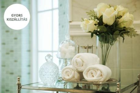 Romantikus fürdőszoba