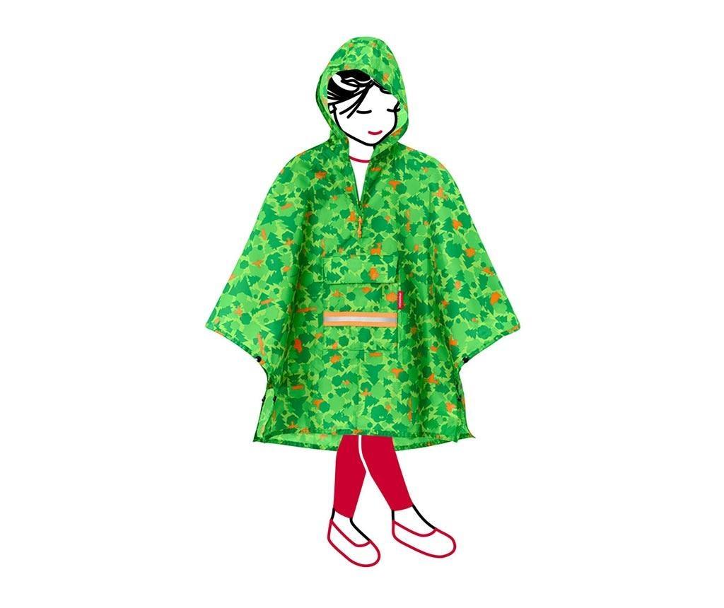 Otroški dežni plašč Green Wood 3-6 let