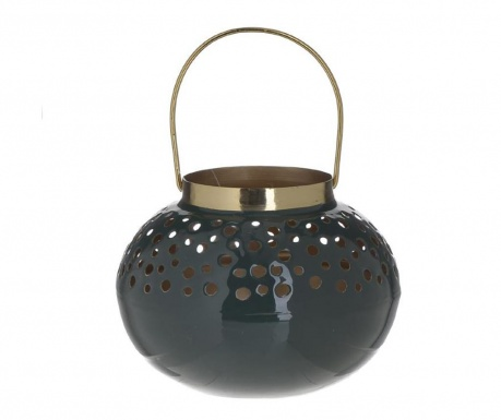 Lanterna Odette Black Gold