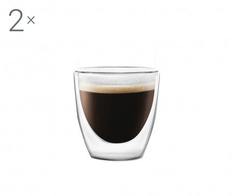 Σετ 2 φλιτζάνια Amo Espresso 80 ml