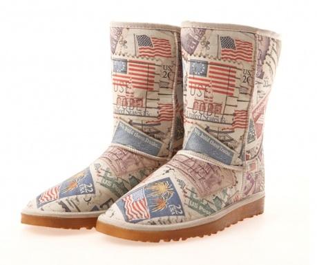 Ženski škornji United State Mail 38