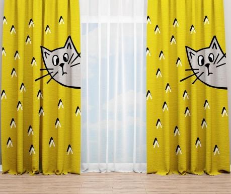 Závěs Cat Ears 140x240 cm