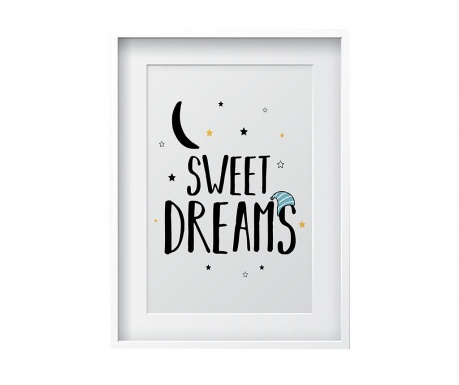 Slika Sweet Dreams 24x29 cm