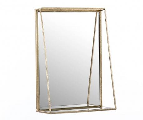 Zrkadlo s policou Rose