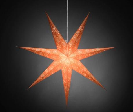 Decoratiune luminoasa suspendabila Galad Orange