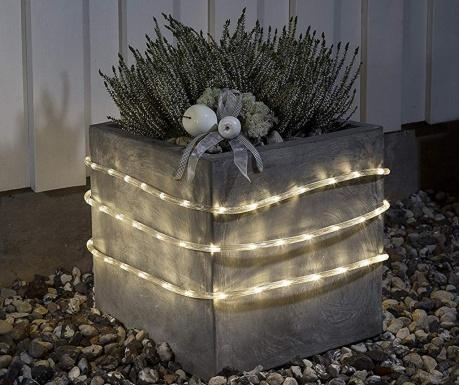 Ghirlanda luminoasa pentru exterior Glebrind 1850 cm