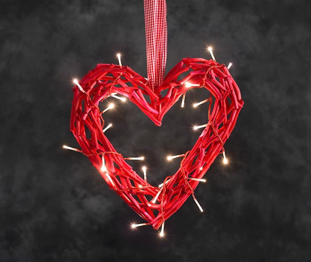Andrar Red Felfüggeszthető fénydekoráció