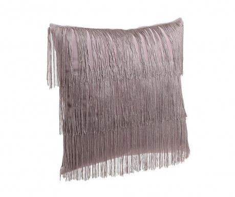 Poduszka dekoracyjna Fringe Powder 45x45 cm