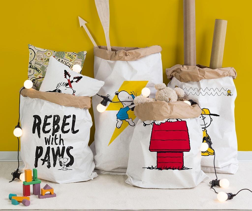 Papirnata vrečka Snoopy House