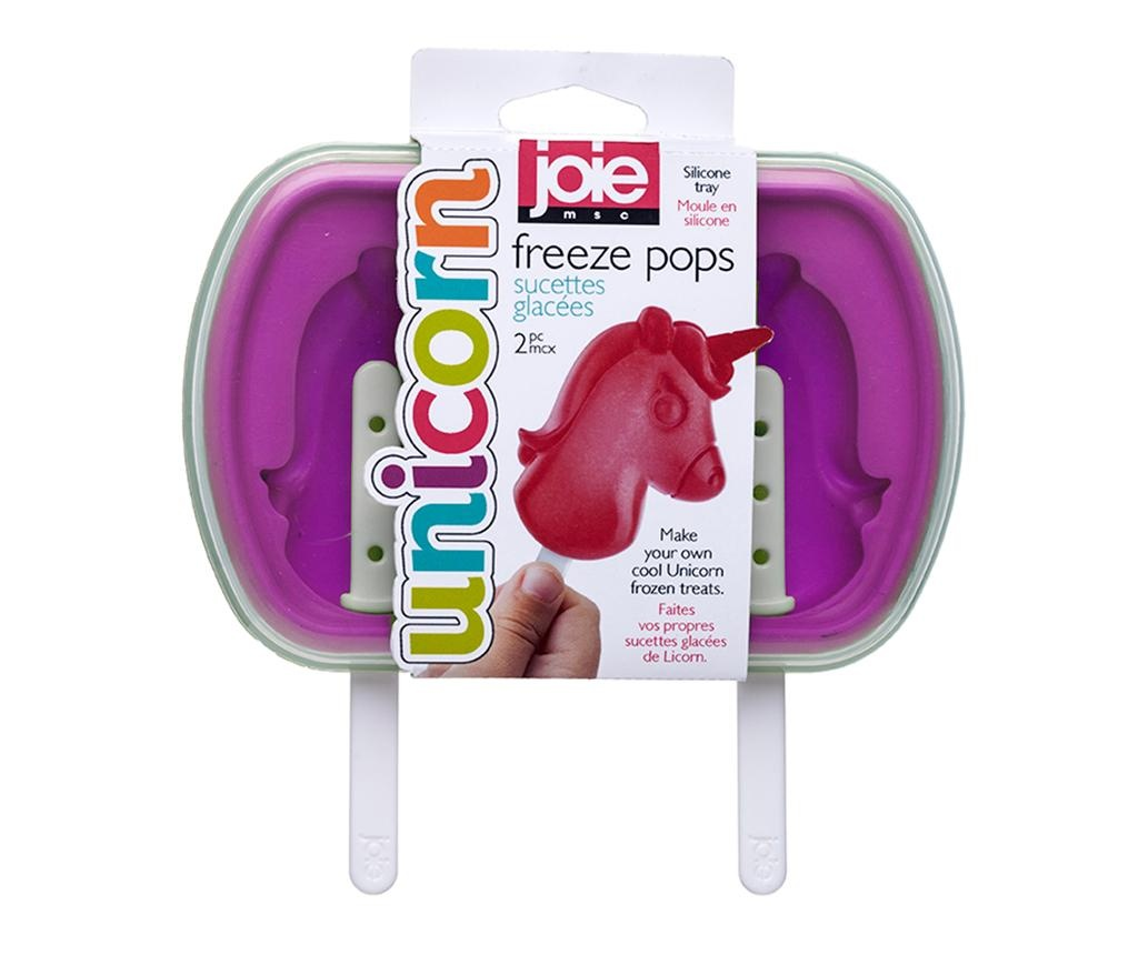 Kalup za sladoled Unicorn Purple