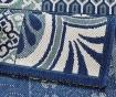 Tepih Accent Blue 80x200 cm