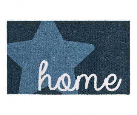 Predpražnik Star Home Blue 50x70 cm