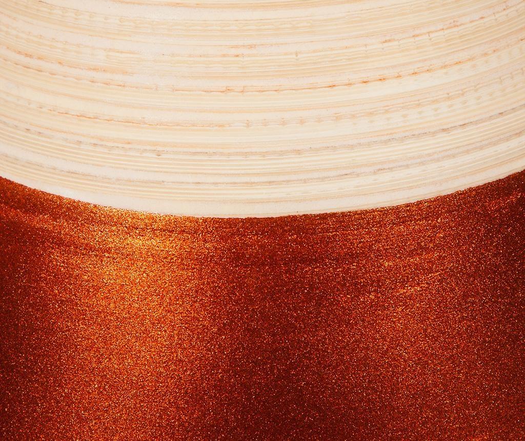 Bamboo Copper Classic Váza