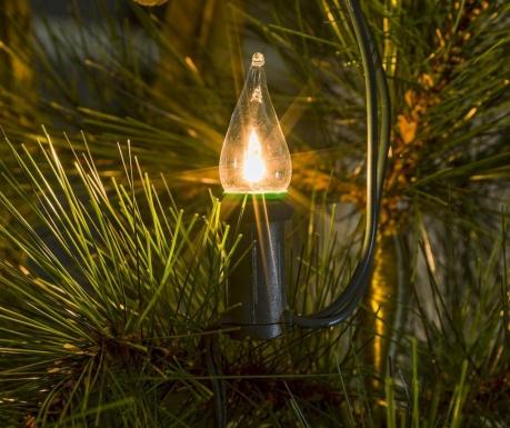 Светеща гирлянда Twisted Bulb 475 см