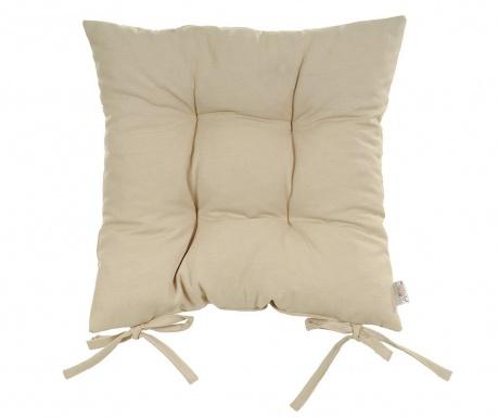 Jastuk za sjedalo Anna Cream 37x37 cm