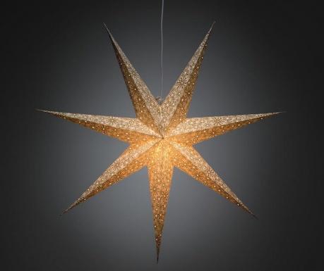 Висяща светеща декорация Golden Star