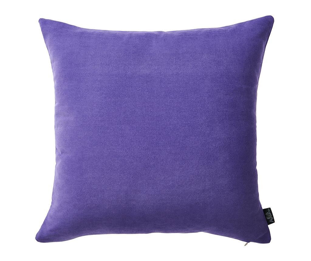 Fata de perna Julia Purple 43x43 cm