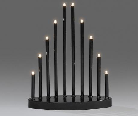Decoratiune luminoasa Horns Black