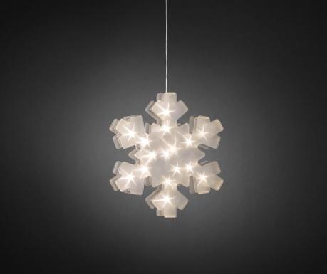 Decoratiune luminoasa suspendabila Snowflake