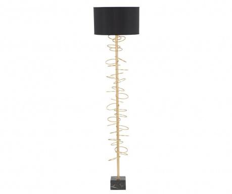 Podlahová lampa Glam Rings