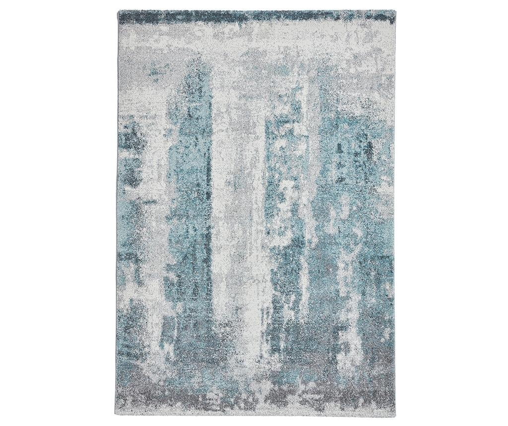 Covor Brooklyn Neo Ivory and Blue 120x170 cm