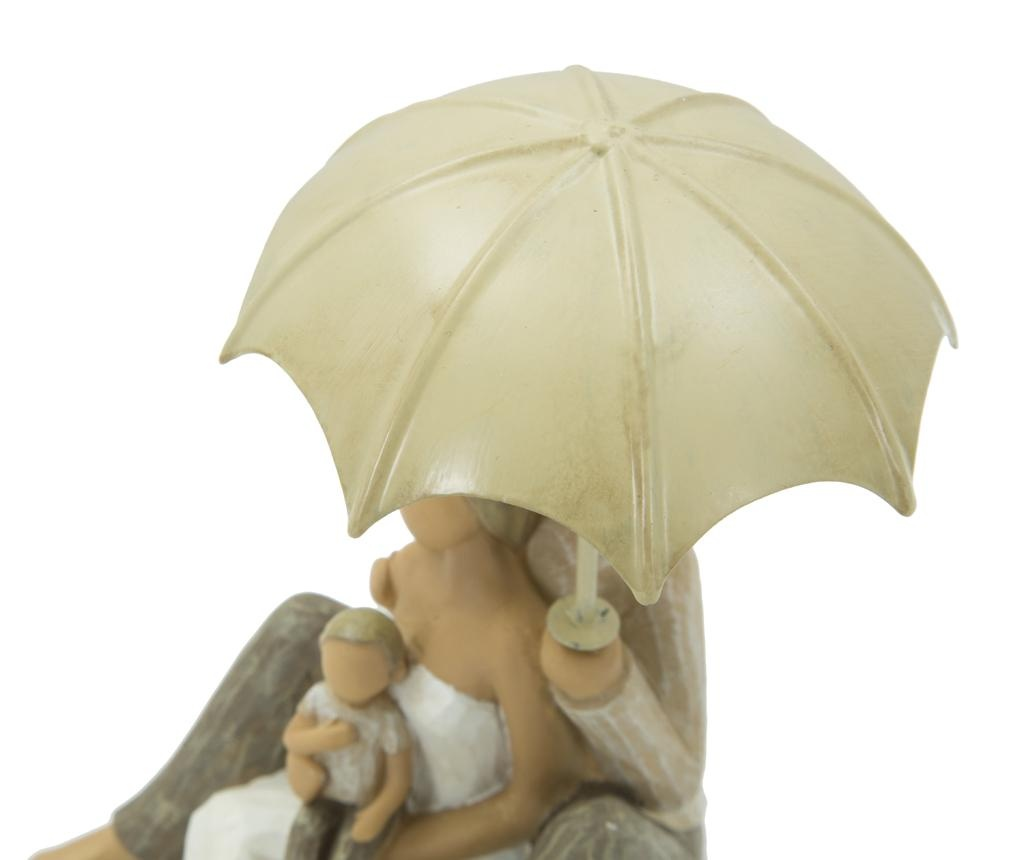 Ukras Family with Umbrella