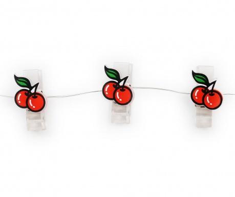 Světelná girlanda Cherry