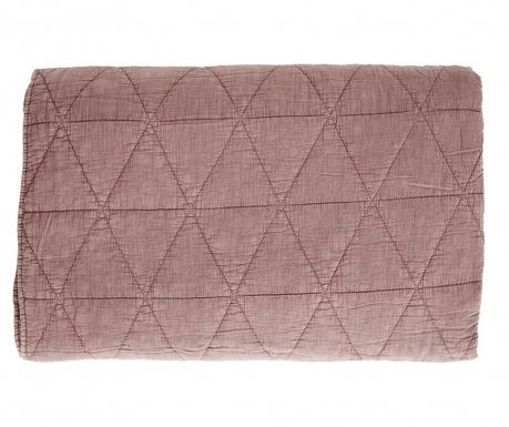 Ватирана кувертюра Dusty Pink 240x260 см