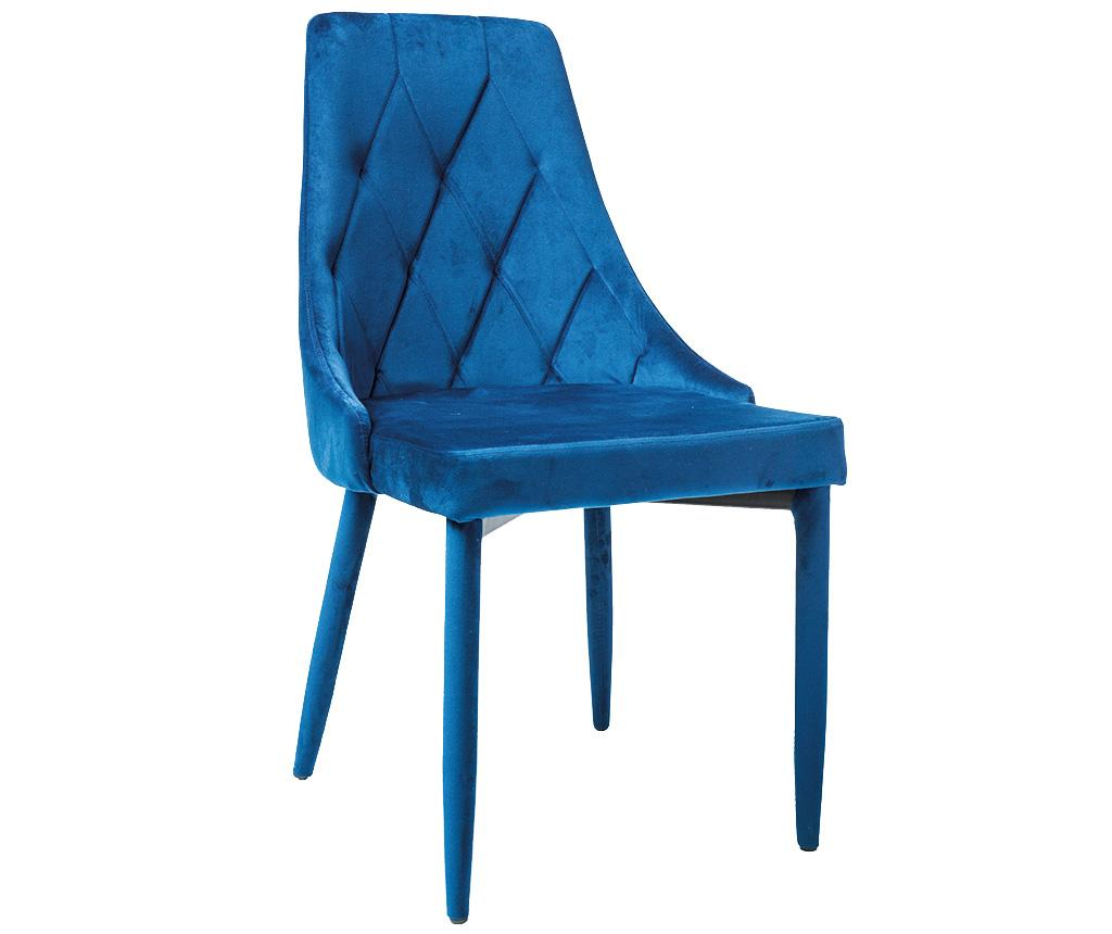Scaun Tentric Dark Blue Albastru