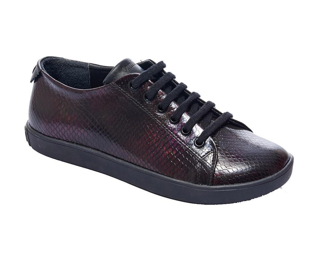Pantofi Sport Dama Klara Red Snake 38