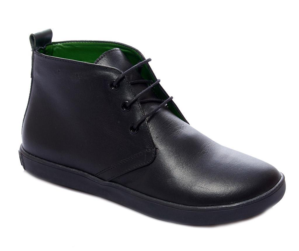 Ghete dama Blas Black 39 - Comfortfüße, Negru