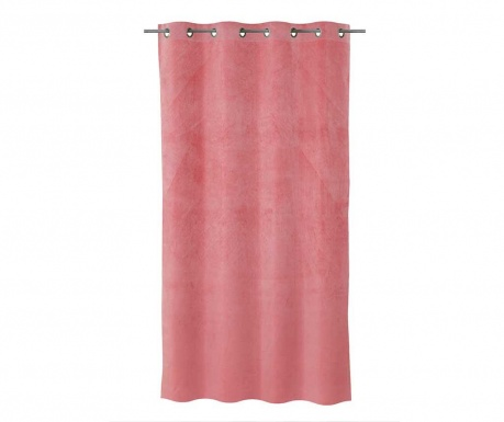 Draperie Loving Colors Coral 140x260 cm