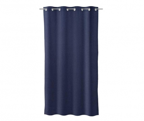 Zastor Noble Dark Blue 140x260 cm