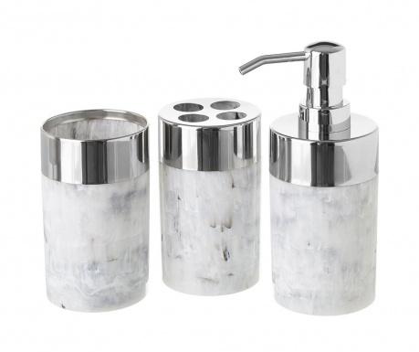 Комплект за баня 3 части Marble