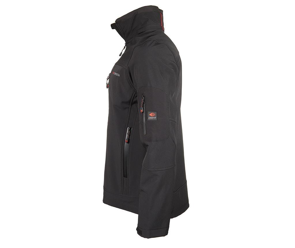Moška jakna Elma Black XL