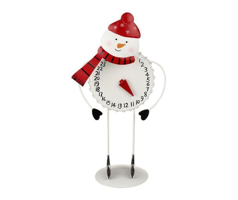 Adventni koledar Snowman