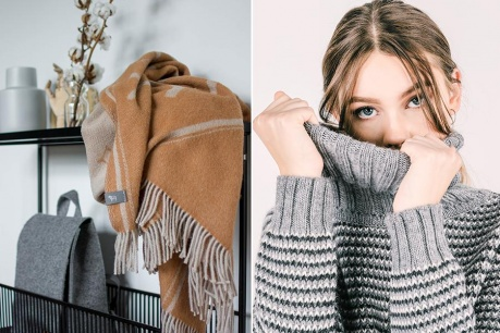 Текстил Woolish