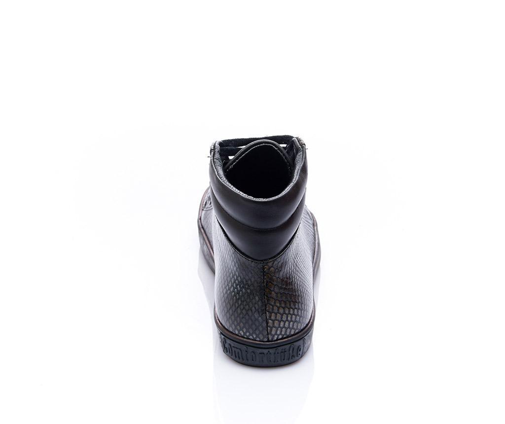 Ava Grey Snake Női magasszárú tornacipő 40