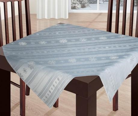 Centralna podkładka stołowa Lara Silver 85x85 cm
