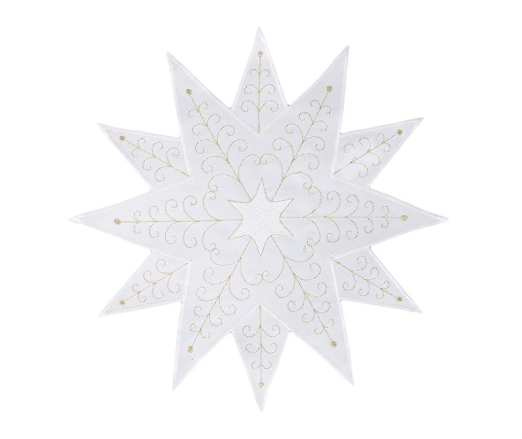Prtiček Bora White Gold 30x30 cm