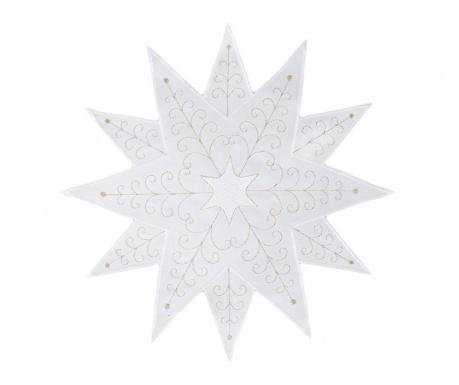 Sredinski pogrinjek Bora White Gold 30x30 cm